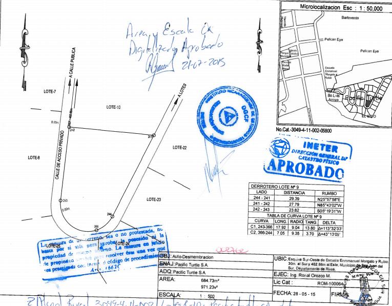Lot 09 Plan
